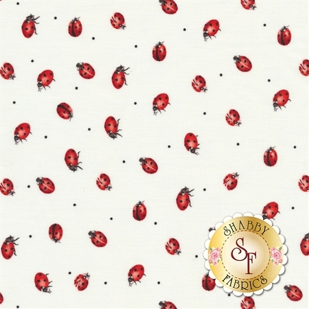 Poppy Perfection 1191-8 by Henry Glass Fabrics