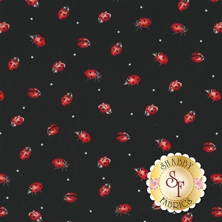 Poppy Perfection 1191-99 by Henry Glass Fabrics