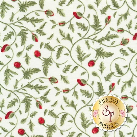 Poppy Perfection 1193-8 by Henry Glass Fabrics REM