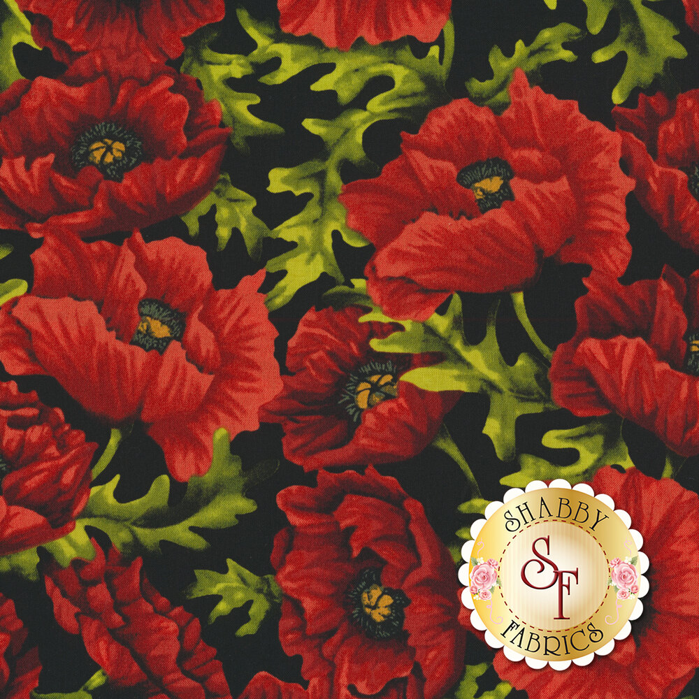 Poppy Poetry Y2658-82 for Clothworks