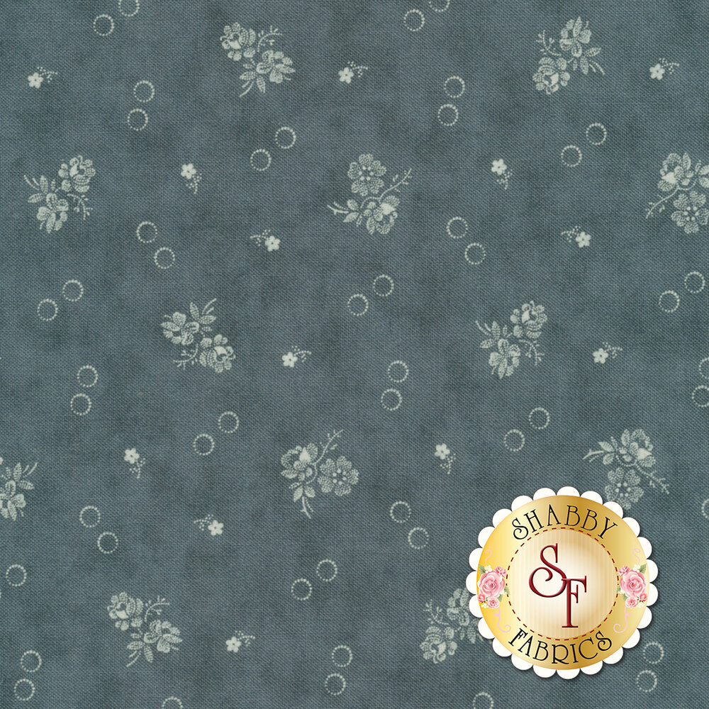 Portsmouth 14862-15 Blue by Minick & Simpson for Moda Fabrics