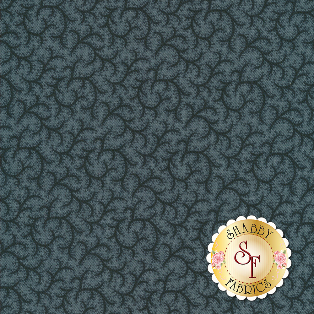 Portsmouth 14864-15 Blue Navy by Minick & Simpson for Moda Fabrics