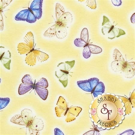 Pretty As A Pansy 1009-44 by Jane Shasky of Jane's Garden for Henry Glass Fabrics