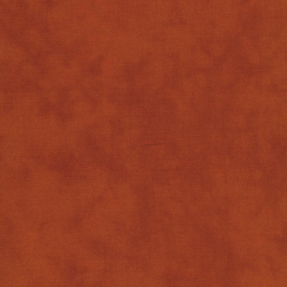 Mottled pumpkin colored fabric | Shabby Fabrics
