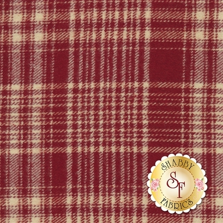 Primo Plaid Flannel J307-0123 by Marcus Fabrics