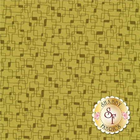Prints Charming 17846-25 Olive by Sandy Gervais for Moda Fabrics