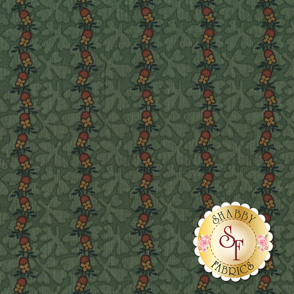 Pumpkin Farm 2053-76 by Henry Glass Fabrics