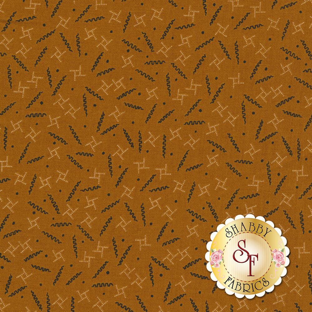Pumpkin Farm 2055-35 by Henry Glass Fabrics
