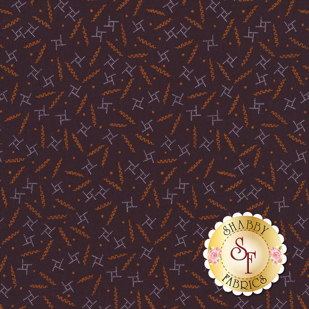 Pumpkin Farm 2055-58 by Henry Glass Fabrics