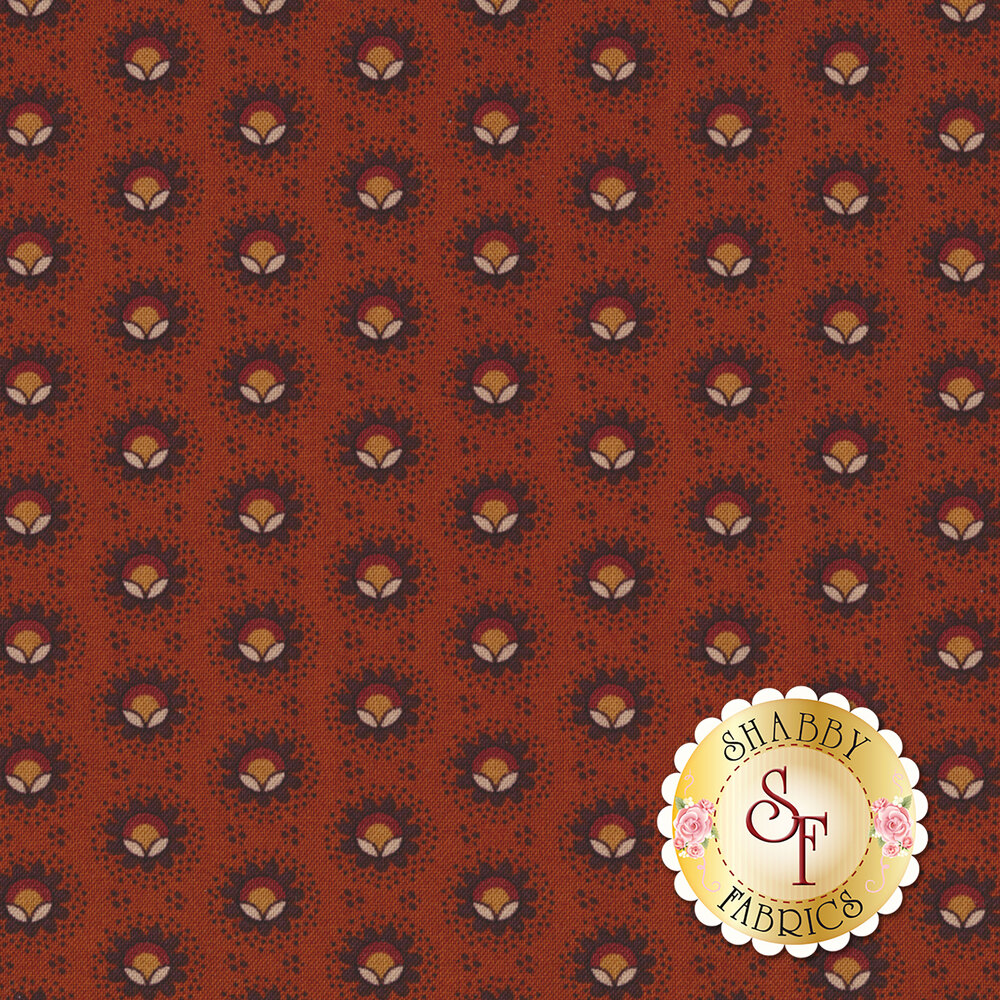 Pumpkin Farm 2057-35 by Henry Glass Fabrics