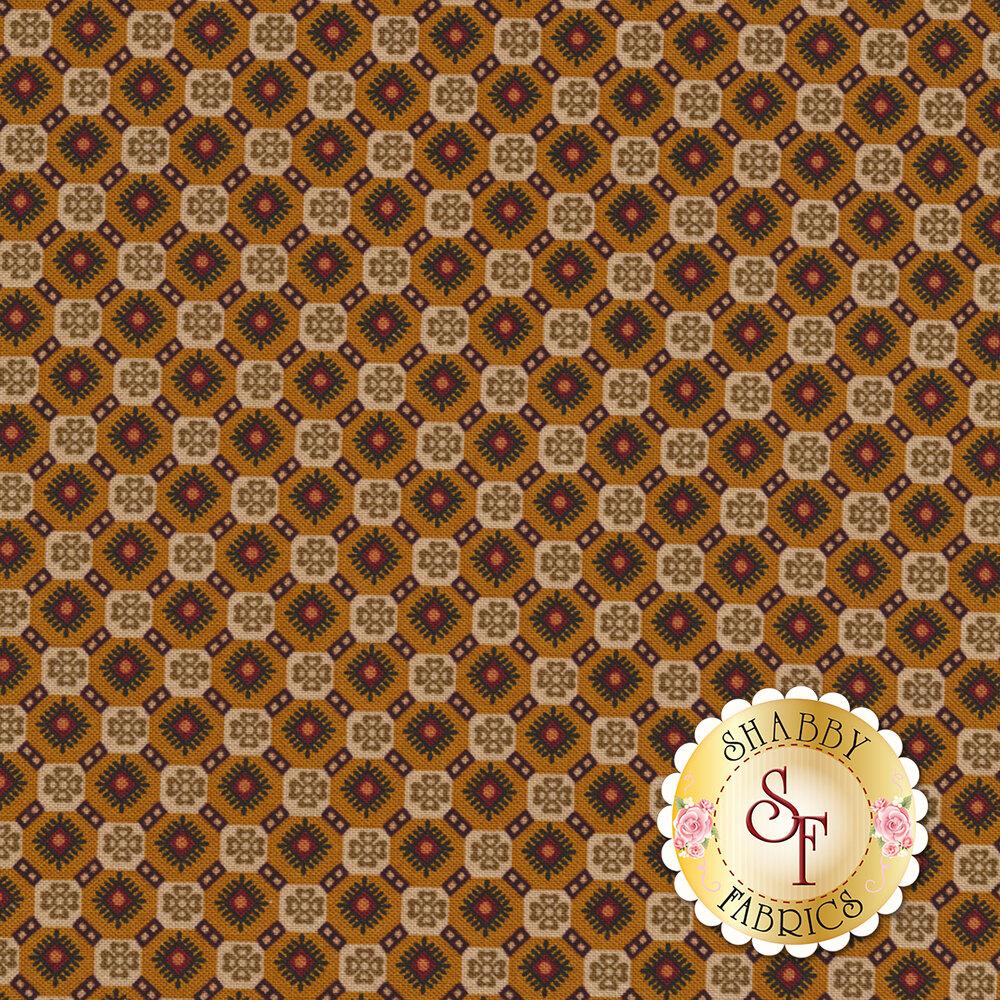 Pumpkin Farm 2058-33 by Henry Glass Fabrics REM