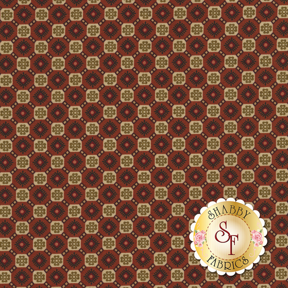 Pumpkin Farm 2058-35 by Henry Glass Fabrics