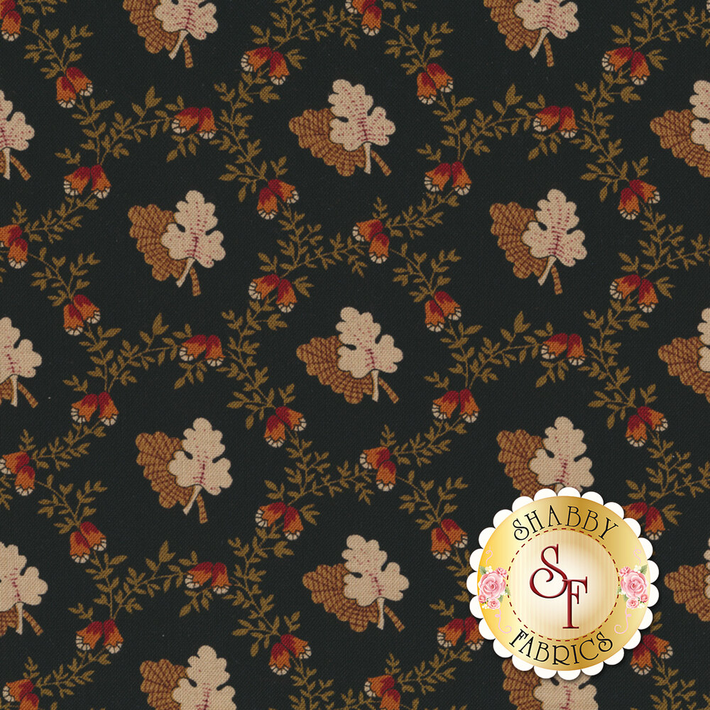 Pumpkin Farm 2059-99 by Henry Glass Fabrics