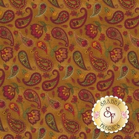 Pumpkin Patch 2772-33 by Cheryl Haynes for Benartex Fabrics