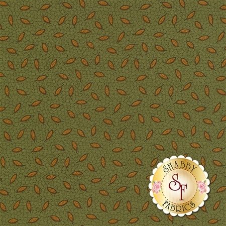 Pumpkin Spice 8264-G by Renee Nanneman for Andover Fabrics