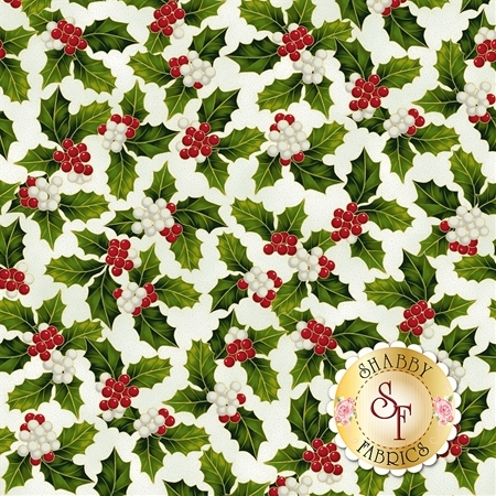 Hoffman Christmas 2018 Q7638-22G by Hoffman Fabrics