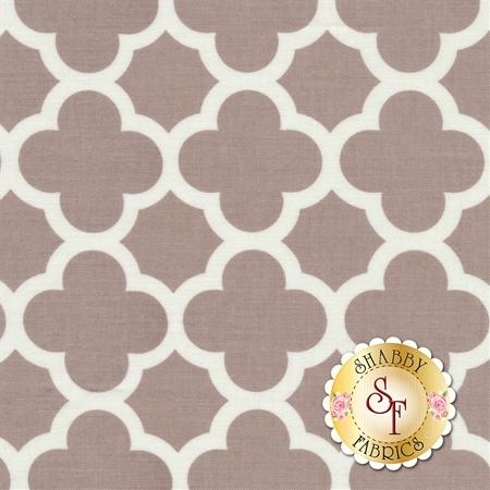 Quatrefoil Basics C435-40 by Riley Blake Fabrics- REM
