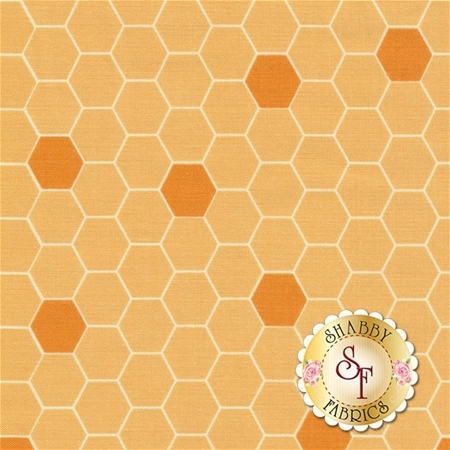 Quilting Bee 26334-GOL1 by Red Rooster Fabrics REM A