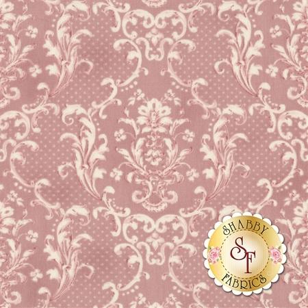 Ruru Bouquet Sweet Rose RU2330-17D by Quilt Gate Fabrics