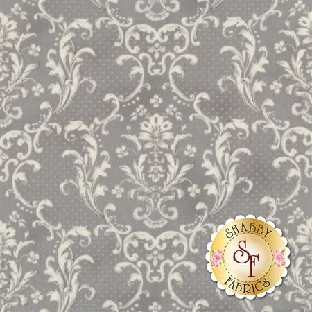 Ruru Bouquet Sweet Rose RU2330-17E by Quilt Gate Fabrics- REM
