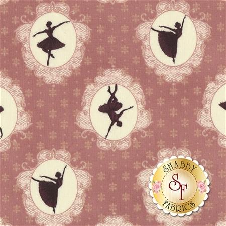Ruru Bouquet Prima RU2260-14C by Quilt Gate Fabrics