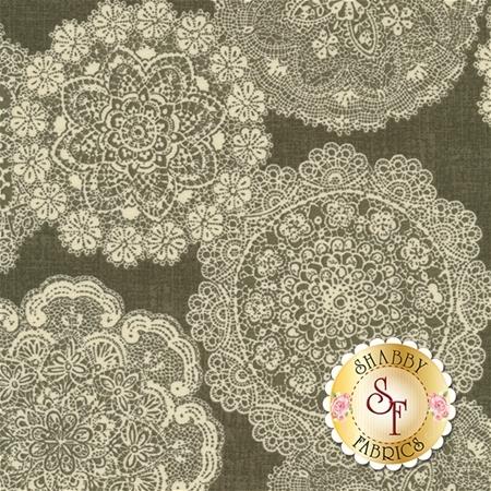 Ruru Bouquet Prima RU2260-15D by Quilt Gate Fabrics