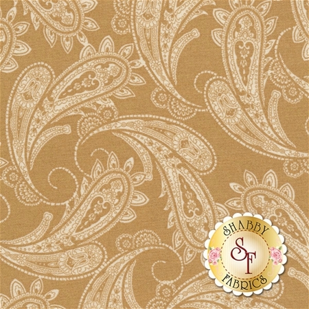 Ranch Hands 42580-4 Tan by Whistler Studios for Windham Fabrics