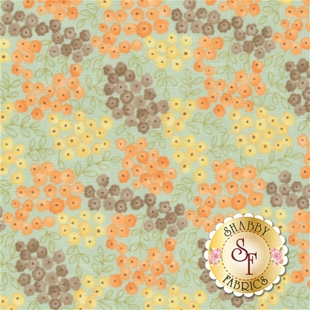Refresh 17863-13 Mist by Sandy Gervais for Moda Fabrics REM