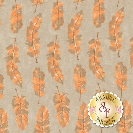 Refresh 17864-11 Morning Fog by Sandy Gervais for Moda Fabrics REM