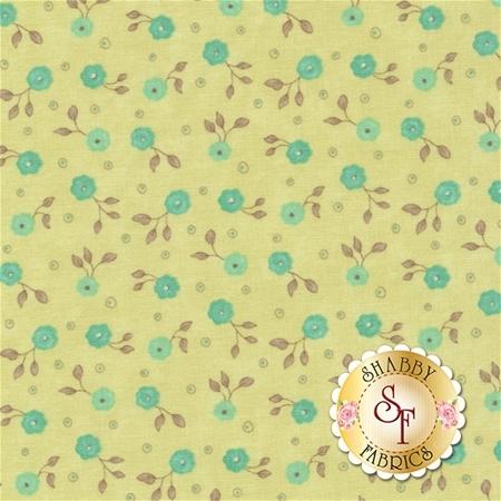 Refresh 17866-14 Grass by Sandy Gervais for Moda Fabrics REM B