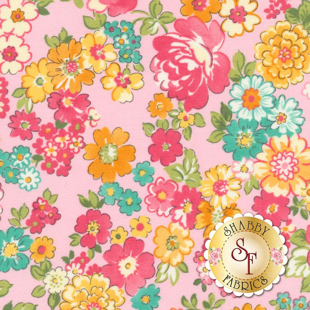 Regent Street Lawns 2018 33321-13 Pink by Moda Fabrics