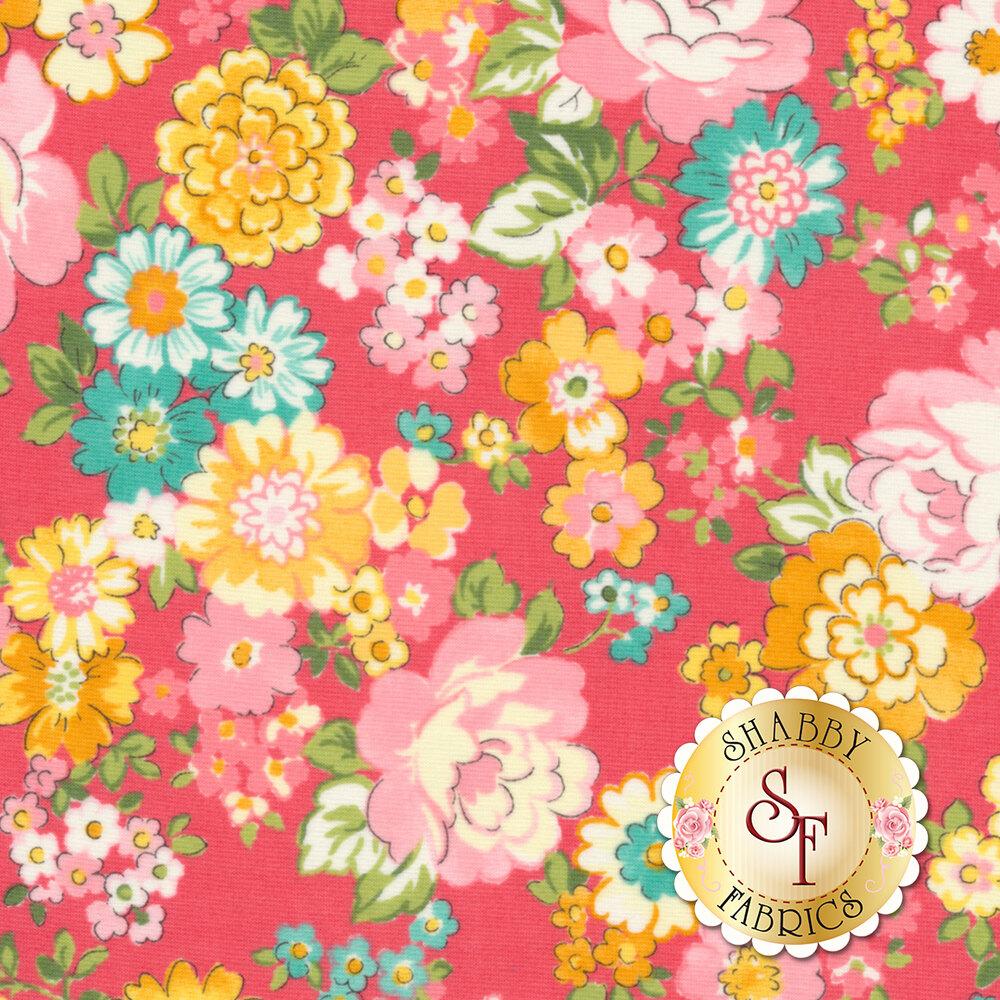 Regent Street Lawns 2018 33321-19 Pink by Moda Fabrics
