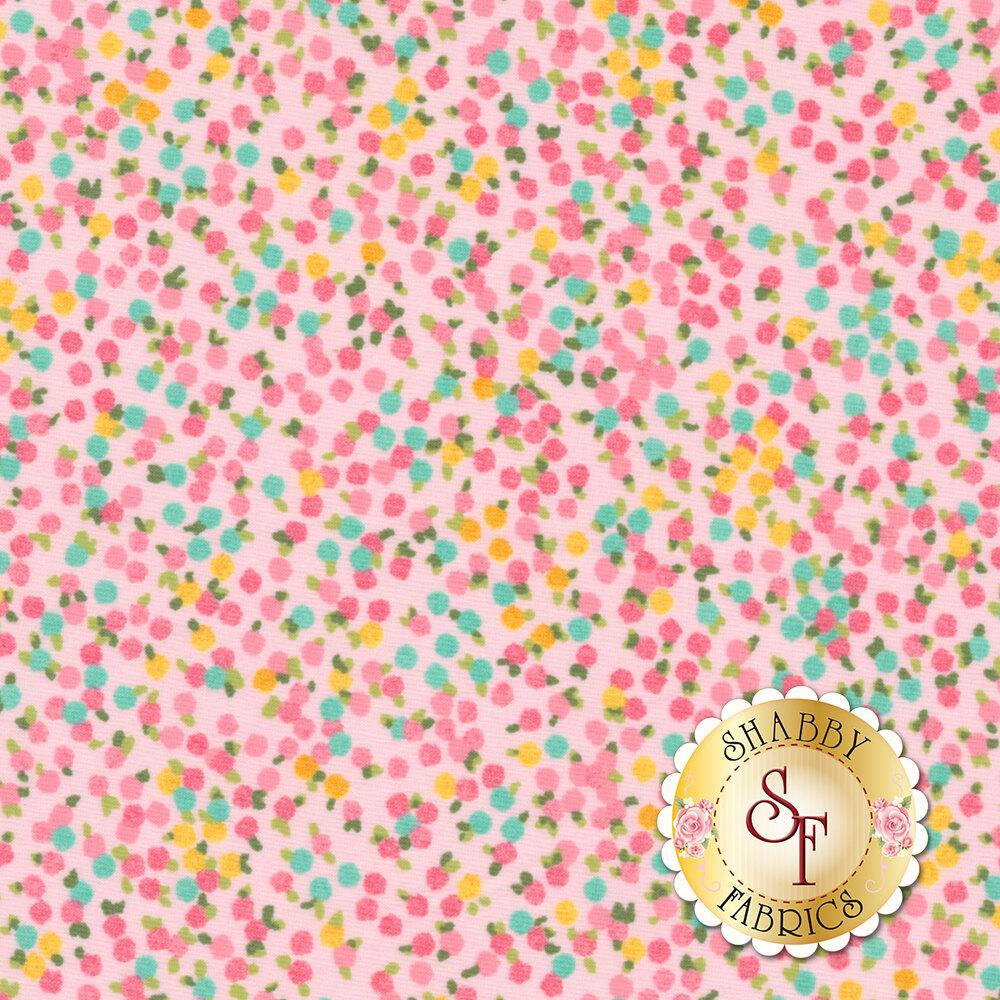 Regent Street Lawns 2018 33323-12 Pink by Moda Fabrics