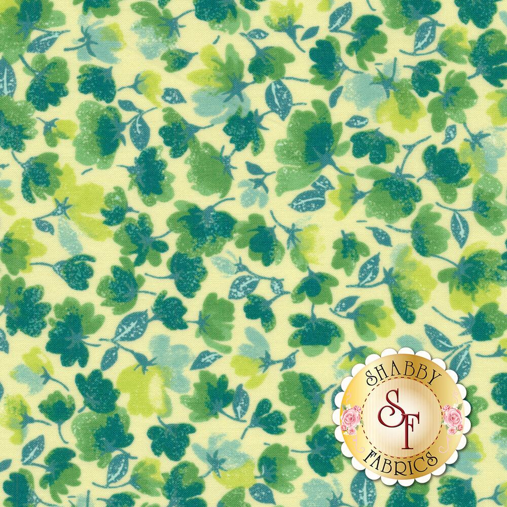 Rejuvenation 90305-S Yellow Little Flowers