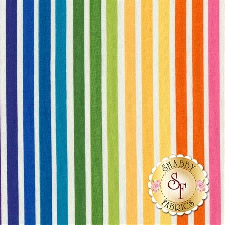 Remix 10397-195 Bright By Ann Kelle For Robert Kaufman Fabrics REM F