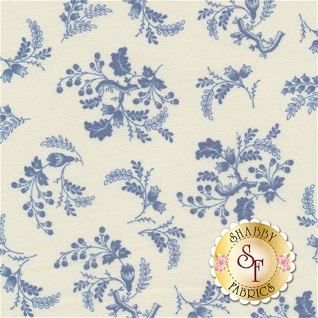 Rhapsody In Blue 42127-3 by Mary Koval for Windham Fabrics