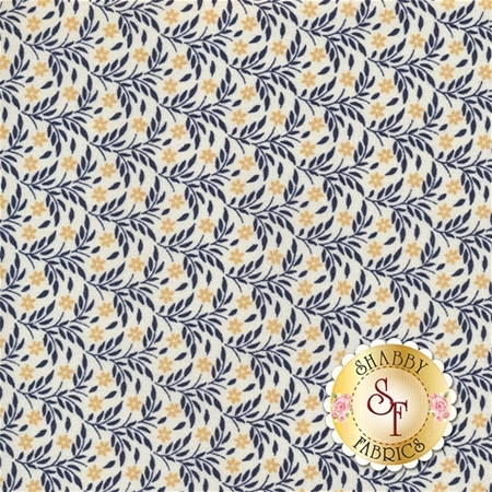 Rhapsody In Blue 42128-3 by Mary Koval for Windham Fabrics