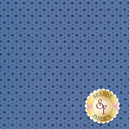 Rhapsody In Blue 42129-2 by Mary Koval for Windham Fabrics REM
