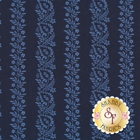 Rhapsody In Blue 42131-1 by Windham Fabrics