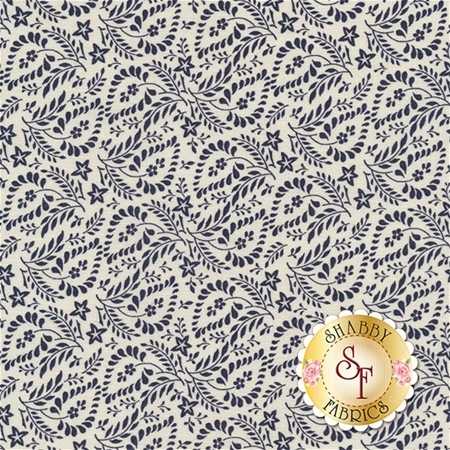 Rhapsody In Blue 42133-3 by Windham Fabrics- REM