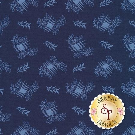 Rhapsody In Blue 42134-1 by Windham Fabrics REM A