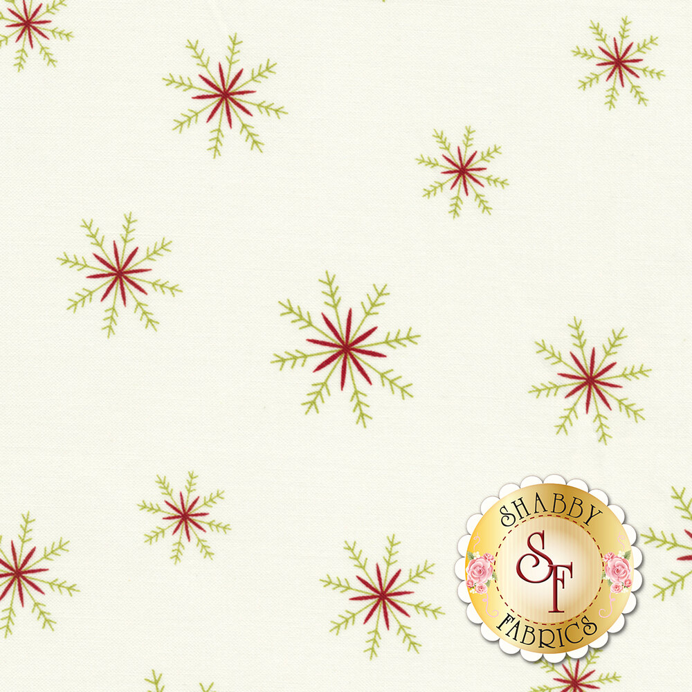 Ring In The Holly Days 2097-40 for Henry Glass Fabrics