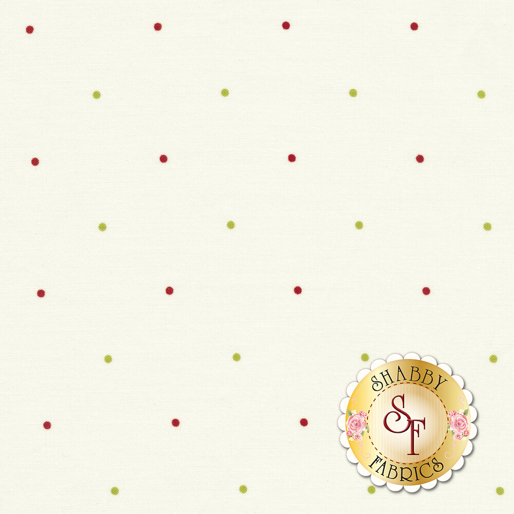 Ring In The Holly Days 2098-40 for Henry Glass Fabrics