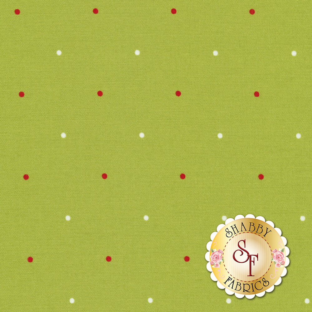 Ring In The Holly Days 2098-66 for Henry Glass Fabrics