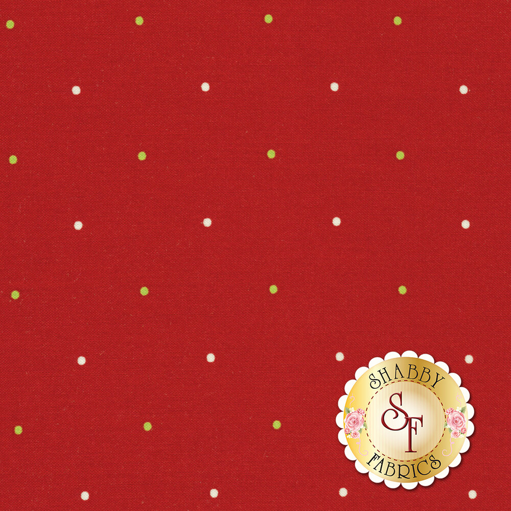 Ring In The Holly Days 2098-88 for Henry Glass Fabrics