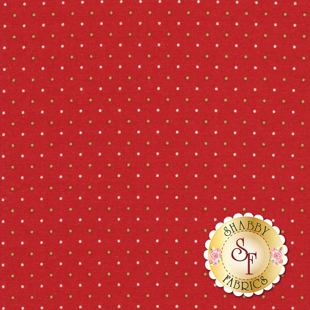 Ring In The Holly Days 2099-88 for Henry Glass Fabrics