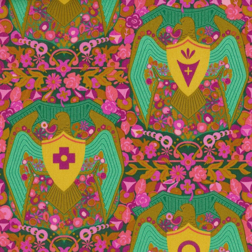 Road Trip 8898-T Quarter Flip for Andover Fabrics