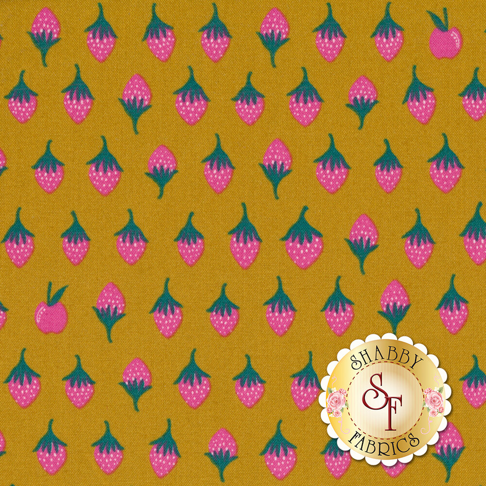Road Trip 8901-Y Tarte Apples for Andover Fabrics