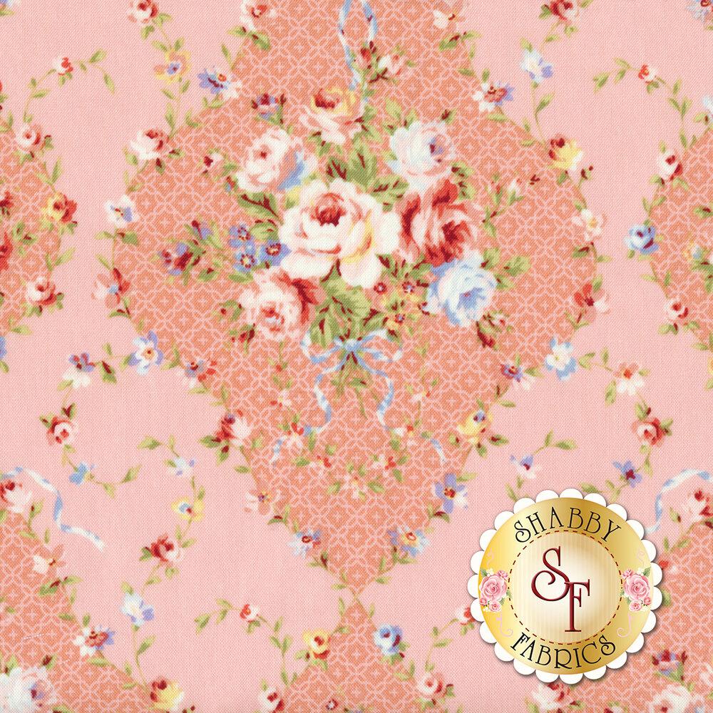 Rococo & Sweet '19 31861-20 by Lecien Fabrics available at Shabby Fabrics