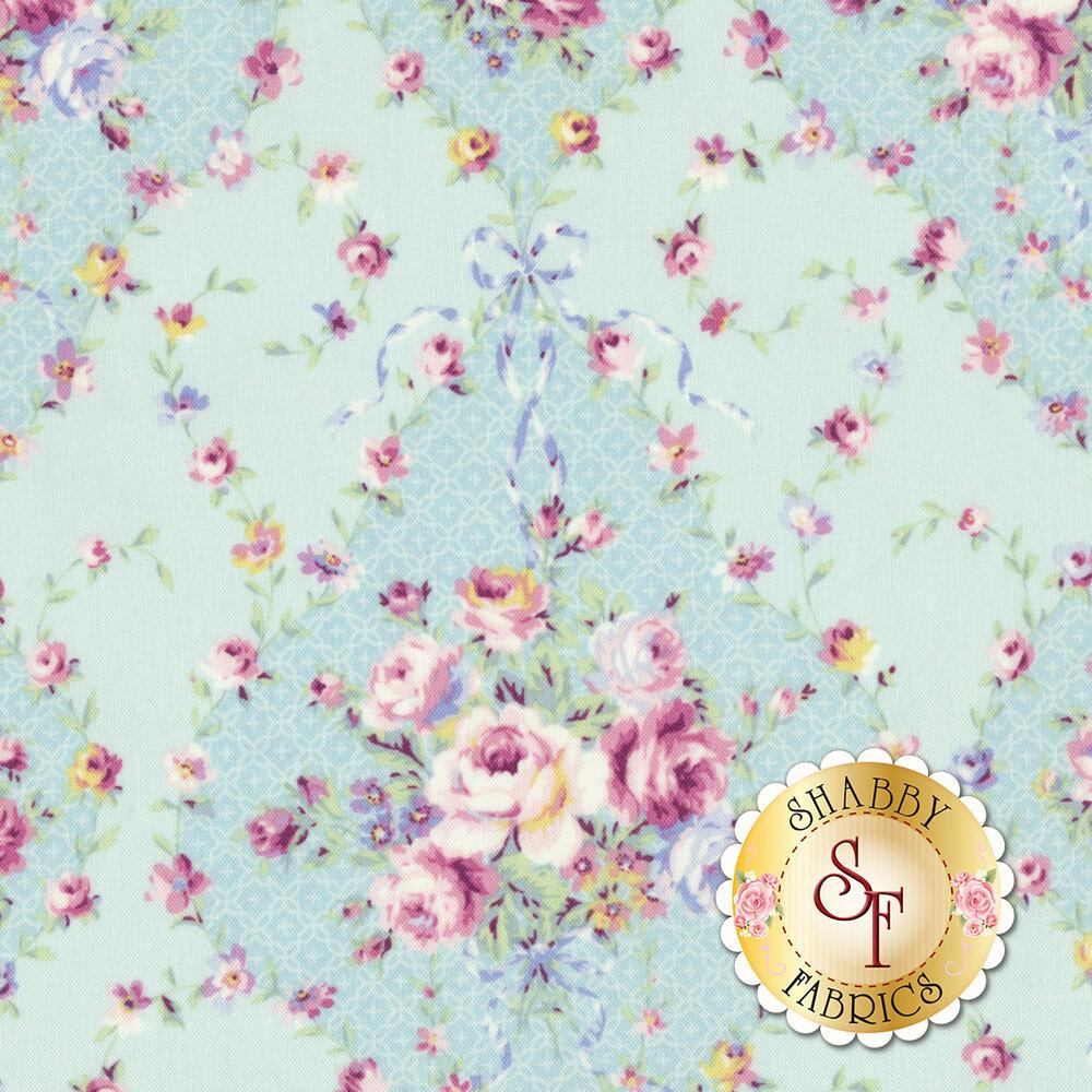 Rococo & Sweet '19 31861-70 by Lecien Fabrics available at Shabby Fabrics